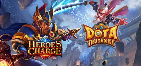 Dota Truyền Kỳ tố Heroes Charge: Blizzard vào cuộc