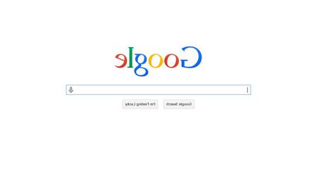 Google troll ngày Cá tháng tư với phiên bản…ngược