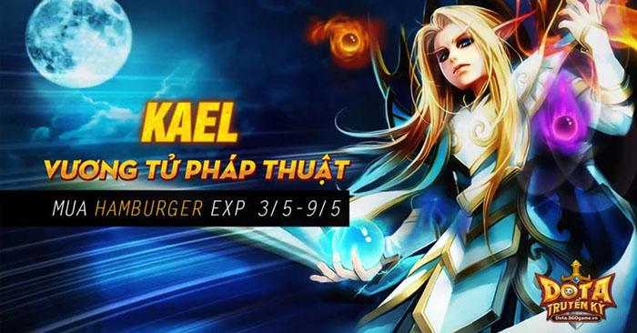 DoTa Truyền Kỳ: Soi sức mạnh đáng sợ của tướng mới Kael
