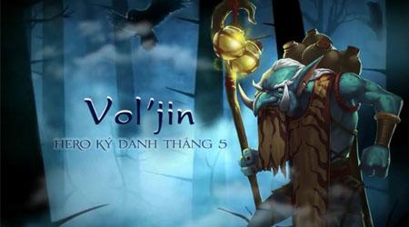 DoTa Truyền Kỳ: Vol'jin – Gã hỗ trợ quái dị của tộc Troll