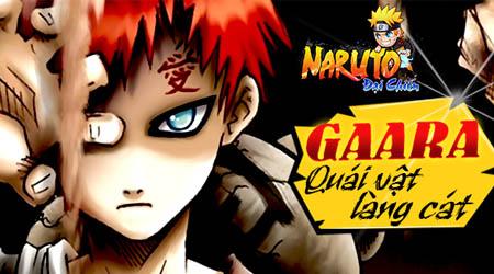 XemGame tặng 200 giftcode game Naruto Đại Chiến