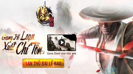 Võ Lâm Chí Tôn ra mắt game thủ Việt cuối tháng 5 này