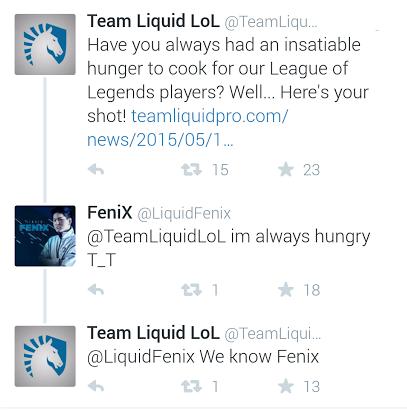 NA LCS: Counter Logic Gaming áp dụng chiến thuật của SKT T1, Team Liquid gấp rút tuyển đầu bếp