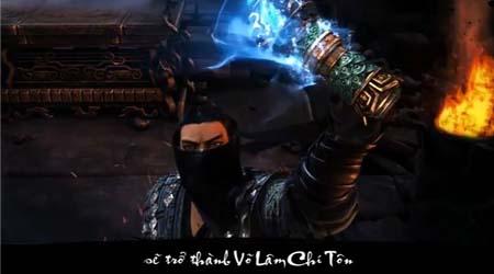 Võ Lâm Chí Tôn tung trailer gameplay tuyệt đẹp