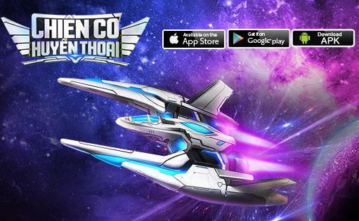 Chiến Cơ Huyền Thoại: Game mobile bắn ruồi của Garena ra mắt