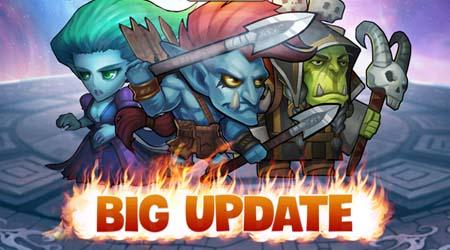 DoTa Truyền Kỳ big update, tặng quà thả ga cho game thủ