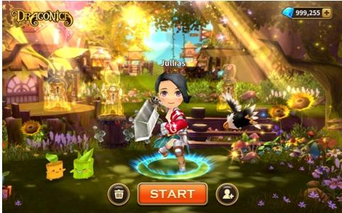 dragonica online 4
