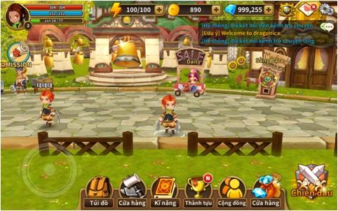 dragonica online 5