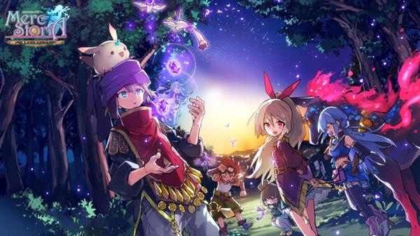 Game Merc Storia mang đến cốt truyện từ huyền bí cho đến thực tại