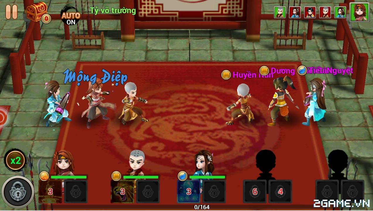 Giang Hồ Truyền Kỳ Mobile – Game Việt mà trông được như thế này xem ra cũng ổn đấy nhỉ?