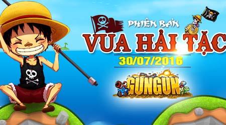 Xemgame tặng 1000 giftcode game Gungun Online