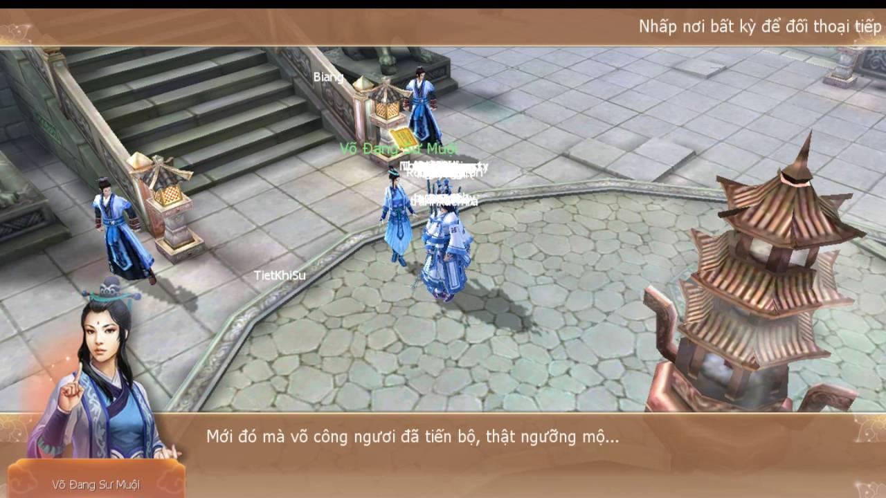 """Cửu Âm VNG – Cộng đồng game thủ """"nổi bão"""" ngày Open Beta"""