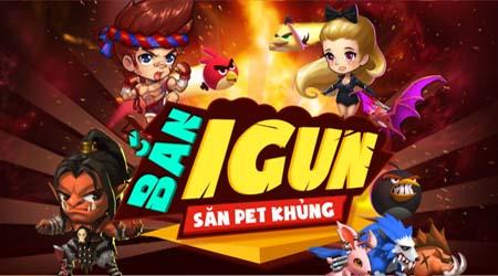 Game PC iGun chính thức ra mắt landing, ấn định mở cửa 05/08
