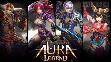 Siêu phẩm Hàn Quốc Aura Legend sẽ đến Việt Nam với tên gọi Chiến Thần Bóng Đêm