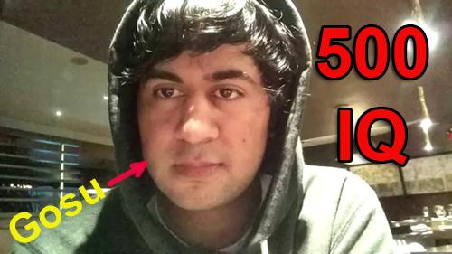 """LMHT: Gosu thể hiện trình độ """"500 IQ"""" khi cầm Xạ Thủ"""