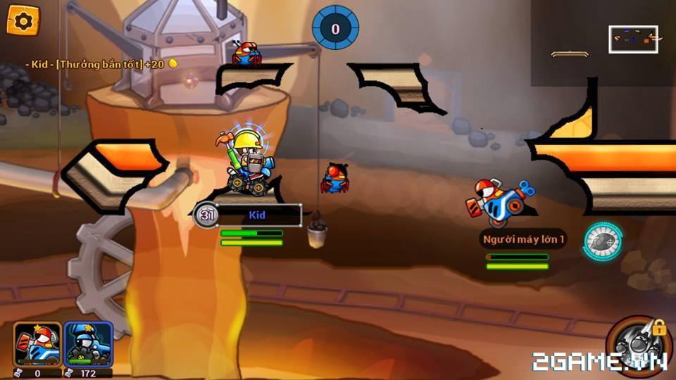 """GunGun Online: Đơn giản trong thiết kế mà """"max phê"""" trong chế độ chơi"""