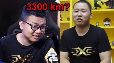 LMHT: Cảm động thanh niên hâm mộ vượt 3300 km để xem SofM và đồng đội thi đấu