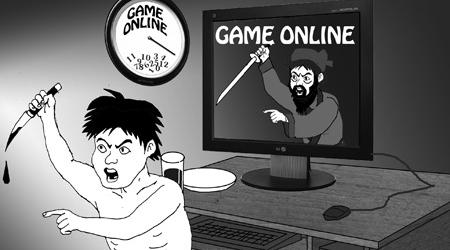Những kẻ nghiện game đến cuồng dại, lý do tại game hay tại người chơi?