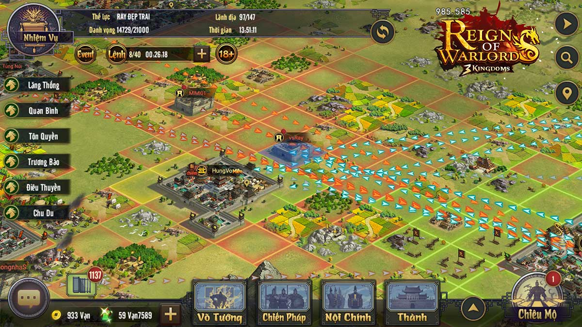 Reign of Warlords 4