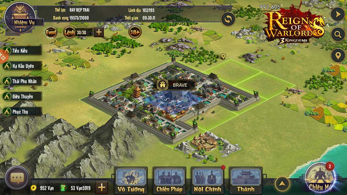 Reign of Warlords 5
