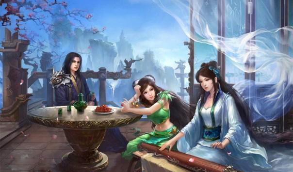 4 lý do khiến game kiếm hiệp, tiên hiệp luôn được game thủ Việt ưa dùng!