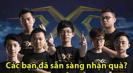 LMHT: Snake Esports sắp gửi tặng nhiều phần quà cho người hâm mộ ở Việt Nam