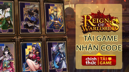 Reign of Warlords tặng 200 giftcode cho đọc giả XemGame