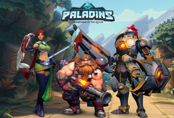 Paladins – Game FPS đối thủ của Overwatch chính thức Closed Beta vào ngày mai 13/9