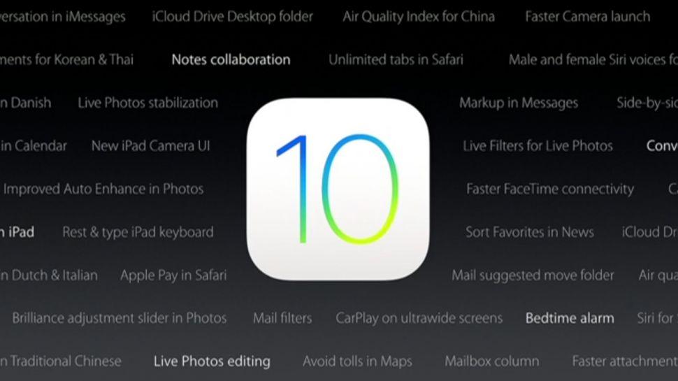 10 thay đổi lớn nhất trên iOS 10