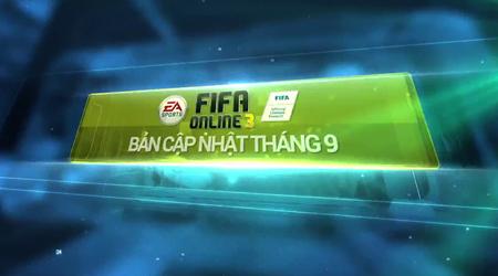 FIFA Online 3 Việt cập nhật tháng 9 – Mode mới King of the Hill hâm nóng cầu trường