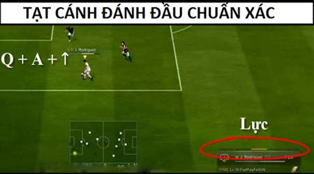 FIFA Online 3: Chỉ dẫn chơi Taca-dada để ghi bàn hiệu quả