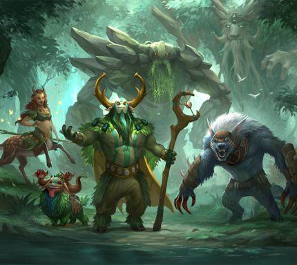 DOTA 2: Nếu muốn thắng, chỉ pick hero đi rừng khi team bạn hội tụ đủ 5 yếu tố sau