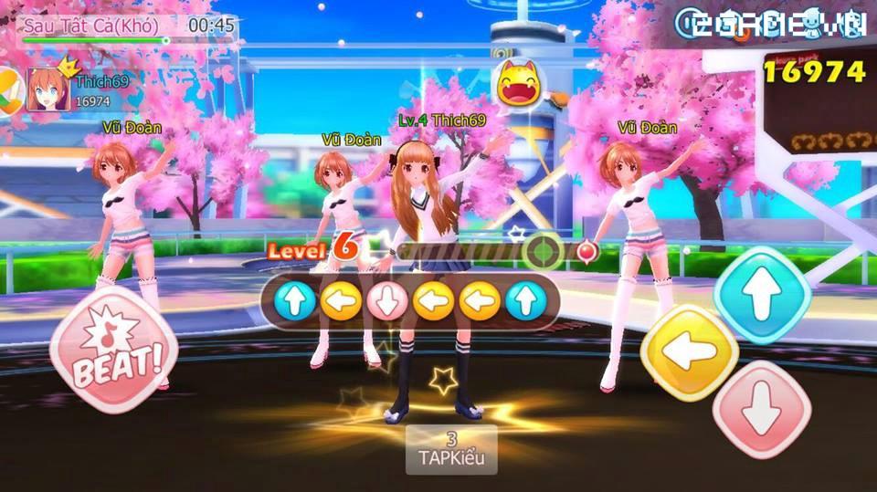Trải nghiệm Hotsteps: Hơn cả một game vũ đạo âm nhạc