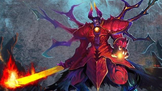 DOTA 2: Thử sức Doom ở vị trí hard lane, có nên hay không?