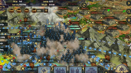 Reign of Warlords – phải chăng là đất diễn của game thủ Việt – Thái?