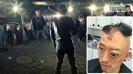 Đằng sau cảnh quay kinh dị và cảm xúc nhất của The Walking Dead