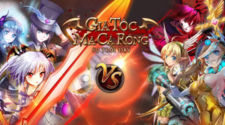 Gia Tộc Ma Cà Rồng – Game mobile cực cute cập bến Việt Nam
