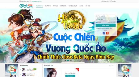Ra mắt cổng game OBT.vn với 3 sản phẩm nhập vai thú vị