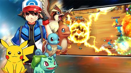 Trải nghiệm Vua Pocket 3D: Fan Pokemon sẽ tìm thấy tuổi thơ ở đây!