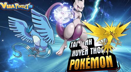 Vua pocket 3D bùng nổ cùng fan Pokemon ngày đầu ra mắt