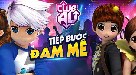 Club Audition – Game nhảy tự tin giống hệt Audition bản PC về Việt Nam