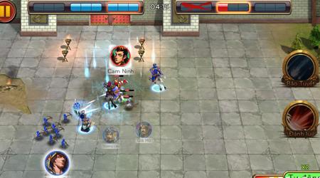 Chất chiến thuật vẫn còn nguyên vẹn trong Bát Quái Trận Đồ Mobile