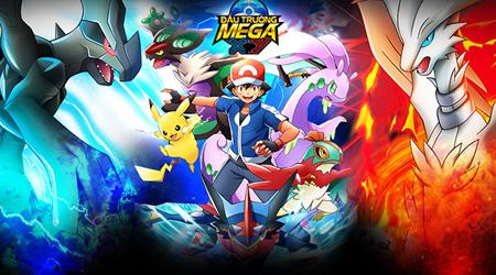 Đấu trường Mega XY – Thêm một game chủ đề Pokemon cập bến Việt Nam