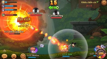 """GunPow: Game thủ tranh cãi vì kiểu bắn """"hai tay"""" và """"một tay"""""""