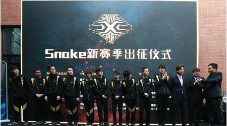 LMHT: Hé lộ những hình ảnh đầu tiên về đội hình siêu khủng 10 người của Snake Esports