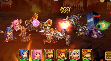 Kingdom Story cập nhật mừng năm mới, tặng giftcode cho tất cả người chơi