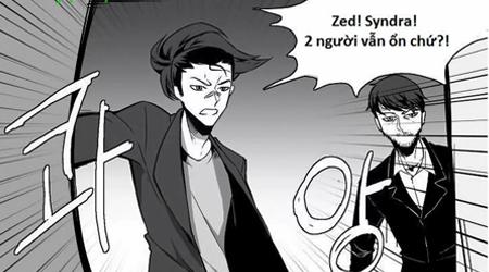 Liên Minh Huyền Thoại: Truyện tranh Yasuo và Riven (Phần 3)