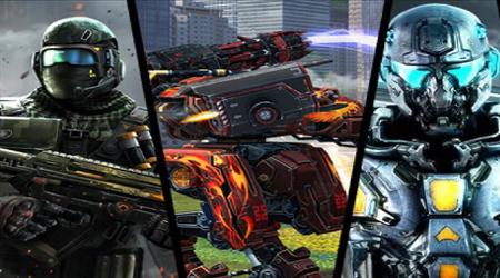 7 tựa game mobile bắn súng với đồ hoạ HD tuyệt hảo