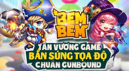 Bem Bem Online – truyền nhân của Gunbound sắp về Việt Nam