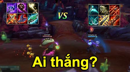 Liên Minh Huyền Thoại: Thresh full AD vs Bard full AP, liệu ai sẽ thắng?